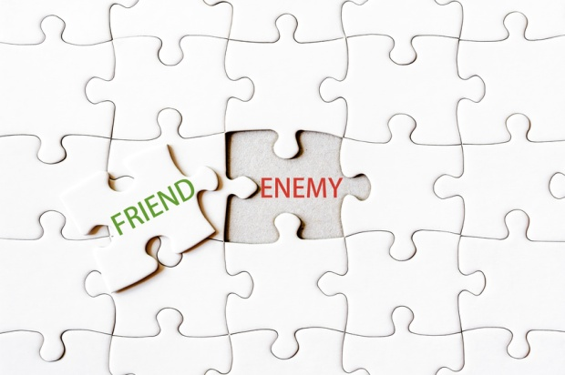 CMS Friend or Foe