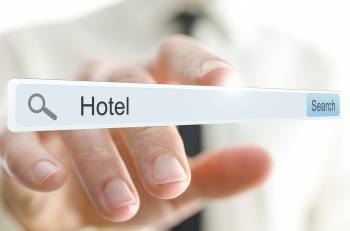 Hotel website security